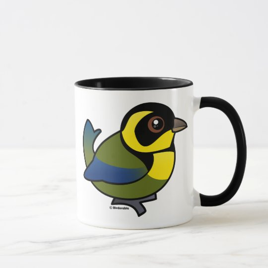 Gold-ringed Tanager Mug