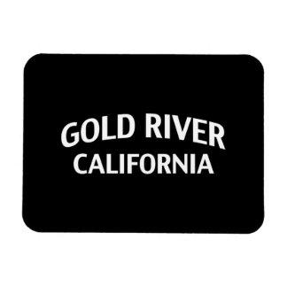 Gold River California Magnet