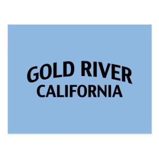 Gold River California Postcard