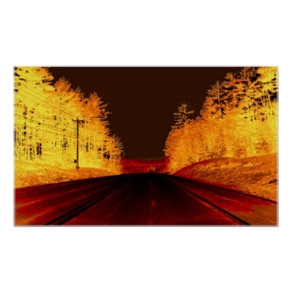 Gold Roads Posters