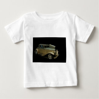Gold roadster baby T-Shirt