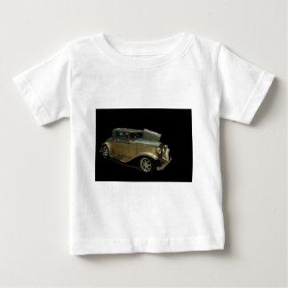 Gold roadster t shirt