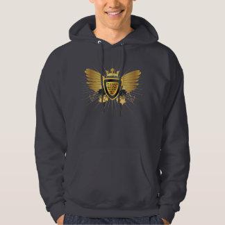 Gold Romans 8:14, Sons of God Sweatshirt