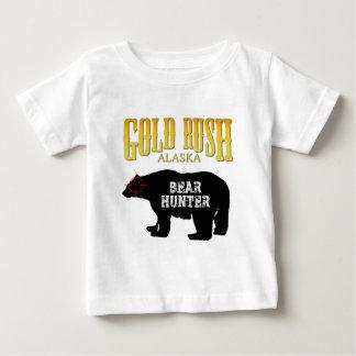 Gold Rush Bear Hunter Baby T-Shirt
