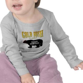 Gold Rush Bear Hunter T-shirts
