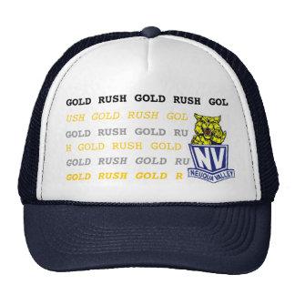 GOLD RUSH (FIXED) TRUCKER HAT