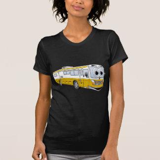 Gold RV Bus Camper Cartoon Shirts