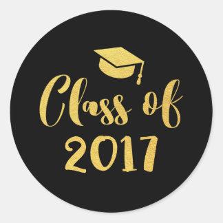 Class Of 2017 Stickers | Zazzle