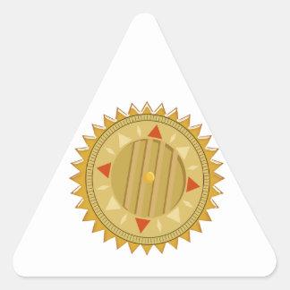 Gold SEAL : Sun CHAKRA Compass