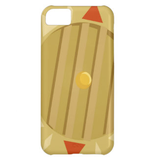 Gold SEAL : Sun CHAKRA Compass Cover For iPhone 5C