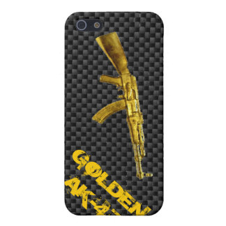 Gold Series AK-47 iPhone SE/5/5s Case