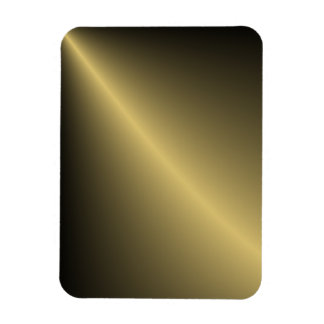 Gold Shaded Magnet