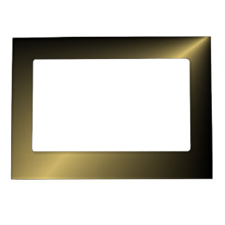 Gold Shaded Magnetic Photo Frame