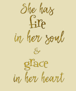 Fire In Her Soul Clothing Zazzle