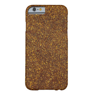 Gold Shimmer Barely There iPhone 6 Case