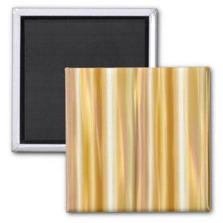 Gold Silk Curtain Magnet