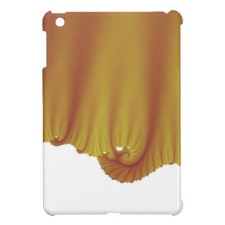 Gold Silk Drapes Case For The iPad Mini