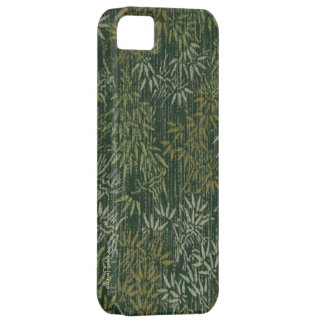 Gold & Silver Bamboo iPhone 5 Cases