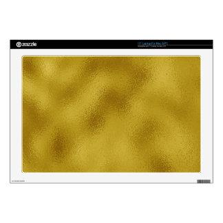 Gold Skins For Laptops