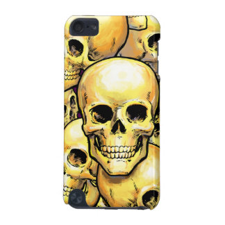 Gold Skulls Speck Case iPod Touch 5G Covers