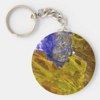 Gold Slate <br> Keychain