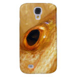 Gold Snapper Eye Galaxy S4 Covers