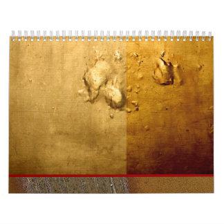 Gold Soul Calendar