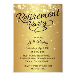 Golden Birthday Invitations is amazing invitation example