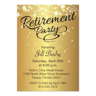 Retirement Party Invitations U0026 Announcements | Zazzle, Wedding Invitations