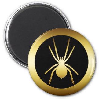 GOLD SPIDER MAGNETS