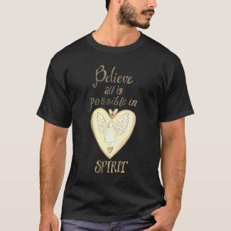 Gold Spirit Prayer Shirt