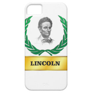 gold standard lincoln iPhone SE/5/5s case