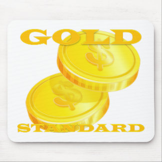 Gold Standard Mouse Pad