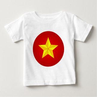Gold Star Baby T-Shirt
