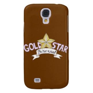 Gold Star Bisexual Speck Case