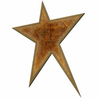 Gold Star Cutout