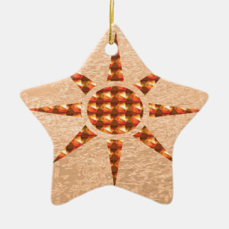 GOLD Star GoldStar FUN Sparkle Angel Love GIFT Christmas Ornaments