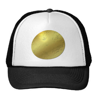 gold star hat
