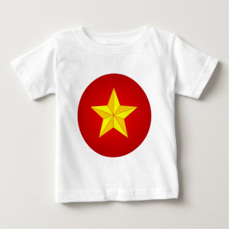 Gold Star Infant T-shirt