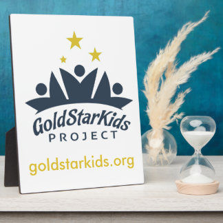 Gold Star Kids Gifts Plaque