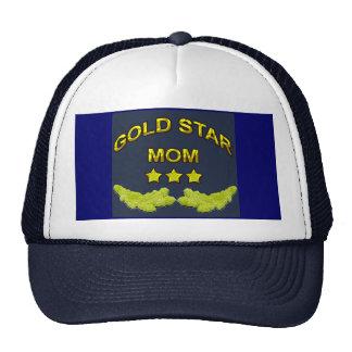 gold star mom trucker hat