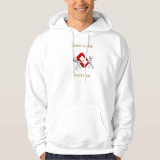 Gold Star Mother Hoody