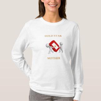 Gold Star Mother shirt