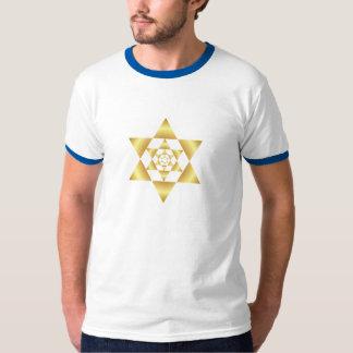 Gold Star of David T-Shirt