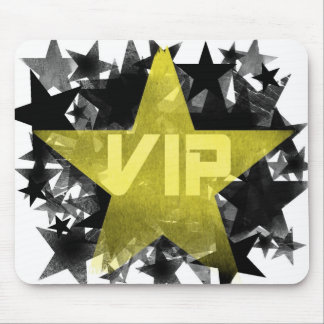 Gold Star VIP Mouse Pads