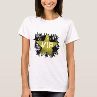 Gold Star VIP T-Shirt