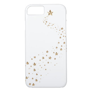Gold Star Wish Shooting Star iPhone 8/7 Case
