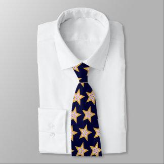 Gold Stars Tie