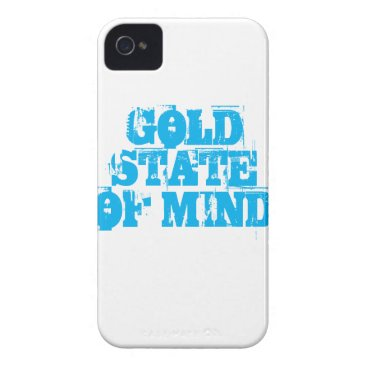 Gold State Of Mind Case-Mate iPhone 4 Case