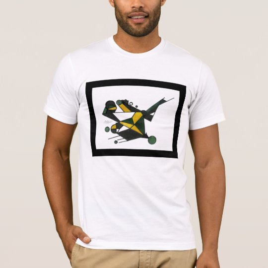 Gold Stealth Men's T-Shirt